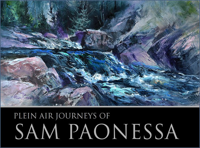 Plein Air Journeys - By Sam Paonessa